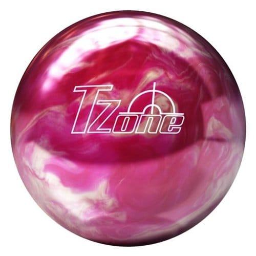 Brunswick TZone Boule de bowling Rose Rose 8s lb lb