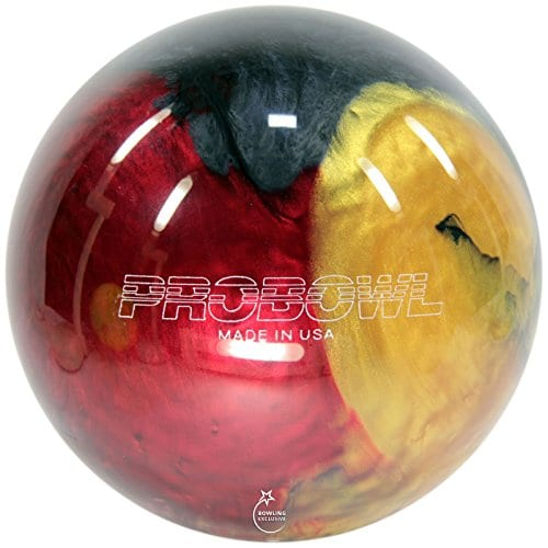 Ebonite Boule de bowling pro Rubis Or Gris