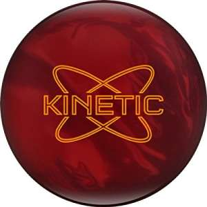 Track Kinetic Ruby Mid réactive Performance de bowling Balle Boule de bowling pour les hommes et les femmes Tous les poids, 15 LBS