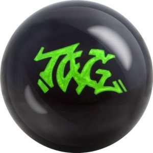 Motiv Graffiti Tag Boule de bowling