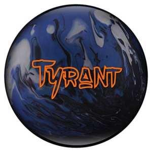 Columbia Tyran Pearl Boule de bowling Noir/bleu/argent, noir/bleu/argenté