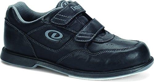Dexter V Sangle Chaussures de Bowling, Homme, 2513-1, Noir, 18