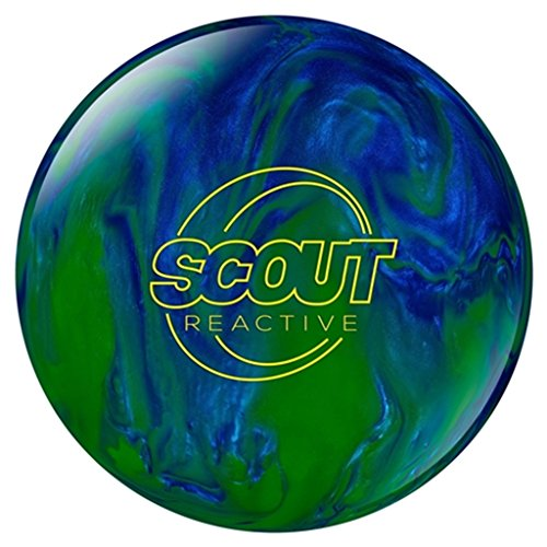 Columbia 300 Bowling Scout/R Pre-Drilled Bowling Ball, 15
