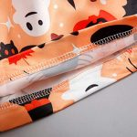 BurBurly Halloween Bébé Garçon Filles Bébés Dessins d'Halloween+Jupe arc+Tenue de bandeau
