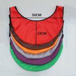 SM SunniMix 2pc 2 Couleurs Bowling Ball Transporteur Sac Durable Voir Porte Serviette Microfibre