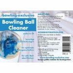 Bowling-Exclusif Nettoyant pour boules de bowling Cleaner Pro Bowl en microfibre