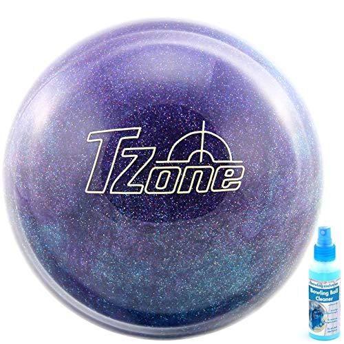 Bowling Lot de 8 balles de bowling Brunswick TZone Deep Space Ball Cleaner
