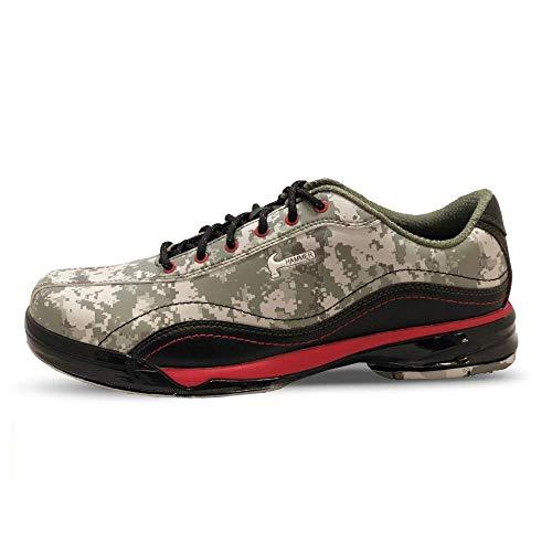 Hammer Force Performance Chaussures de bowling Camo/Rouge – Main droite 7 M US
