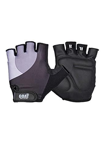 Goat Gants de bowling confortables et flexibles pour cyclisme, haltérophilie et bowling – Noir fluo – Taille 5,6/7