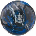 Brunswick Boule de Bowling TZone, Homme, 60105302936, Indigo, 16s LB LB