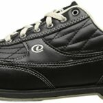 Dexter Turbo II Chaussures de Bowling Larges pour Homme Noir Noir/Kaki US 8, UK 6.5