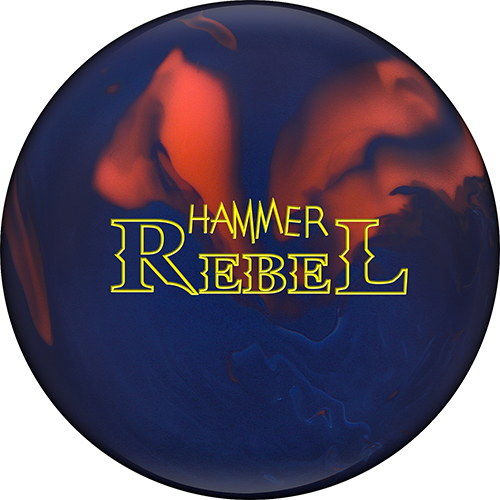 Hammer Rebel Solid, Bowling Ball Reviews, Hammer Bowling Ball Reviews