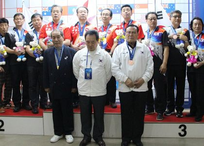 Japan sweeps Team gold medals at Asian Senior Championships