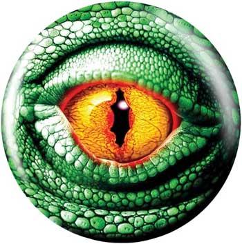 Brunswick Viz-a-ball Lizard Eye