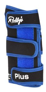 Robby's Cool Max Plus Blue Bowling Wrist Support