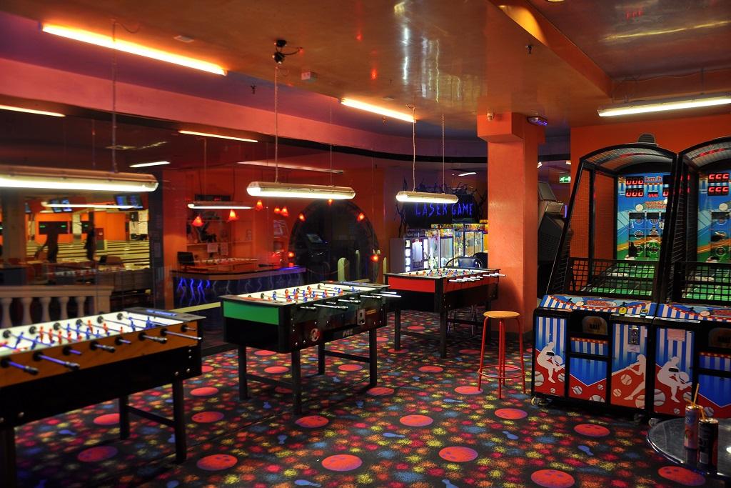 Sala Giochi  Le Alte Bowling