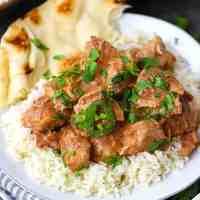 Easy Chicken Tikka Masala (with video)