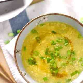 15 Minute Egg Drop Soup (better than take-out!)