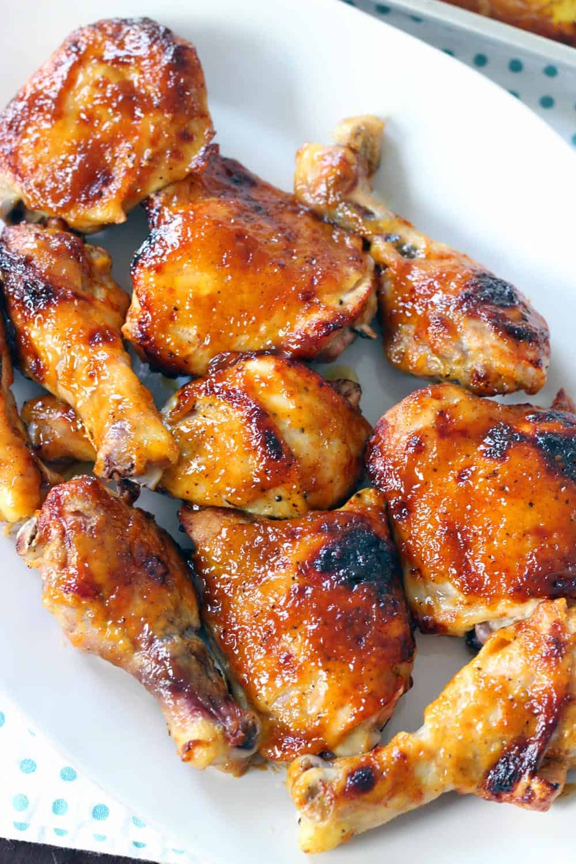 Oven Baked Chicken Recipe — Dishmaps