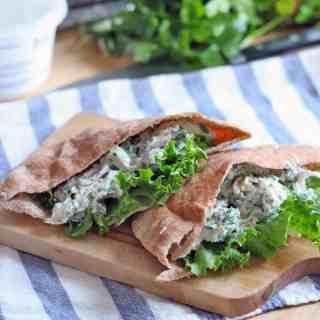 Tzatziki Greek Yogurt Chicken Salad