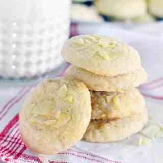 Norwegian Butter Cookies (Serinakaker)