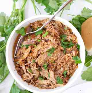 Instant Pot Pulled Pork (paleo/whole30)