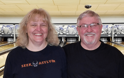 Marcia Fraley, Larry McDowell