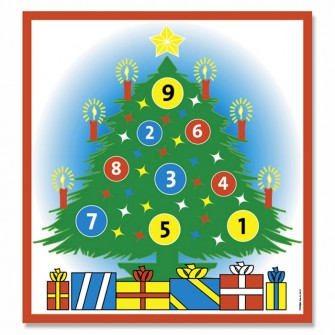 The Christmas Tree Target Faces Have Arrived!! Last Shoots Before Christmas  Will Be 16th December At Bodmin And 18th December At Hustyns.