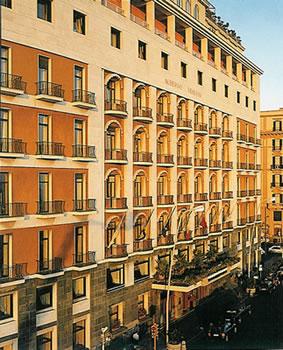 Bown S Best Grand Hotel Vesuvio Naples Italy