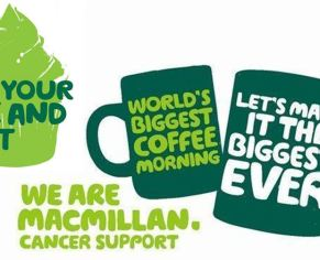 Macmillan Coffee Morning in the Treehouse Cafe at Bowood House & Gardens