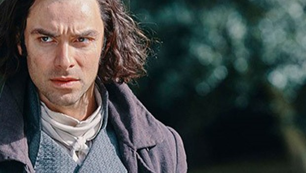Poldark casts Bowood as Hyde Park