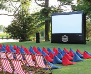 Summer Screens Open Air Cinema