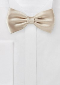 Golden Champagne Colored Bow Tie | Bows-N-Ties.com