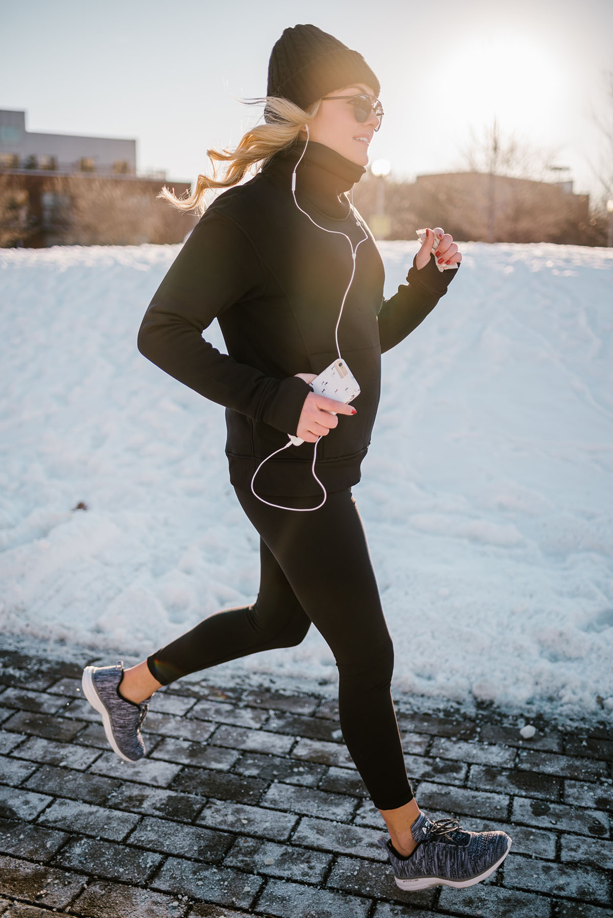 Cold Weather Workout Clothing To Wear This Winter