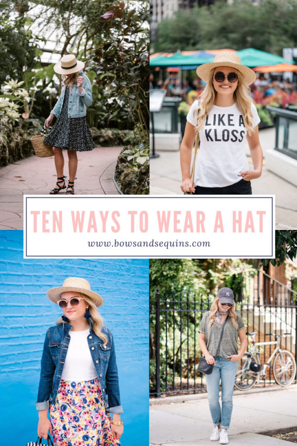 10 ways to wear