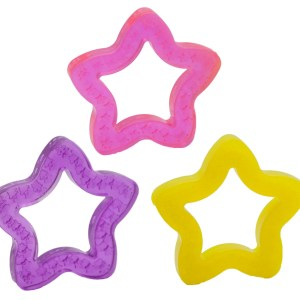 0TD313 TPR Star toy for your dog