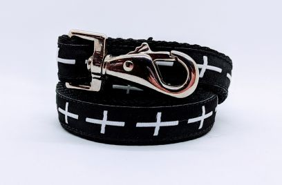 flag dog lead