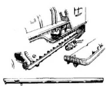 HO Cal Scale Steam Parts