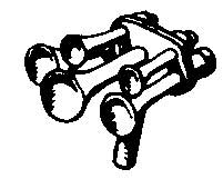 HO Cal Scale Diesel Parts