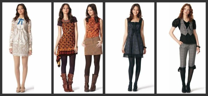 anna sui preppy gossip girl collection