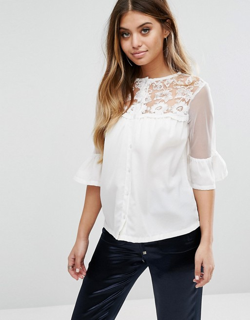 blouse brodee