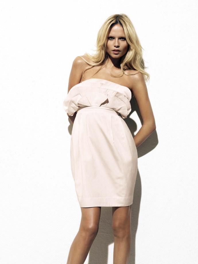 shopping manqué robe H&M garden collection
