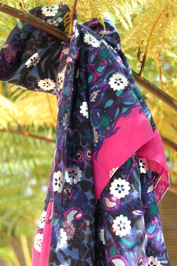 favoris scarf h&m divided écharpe foulard silver