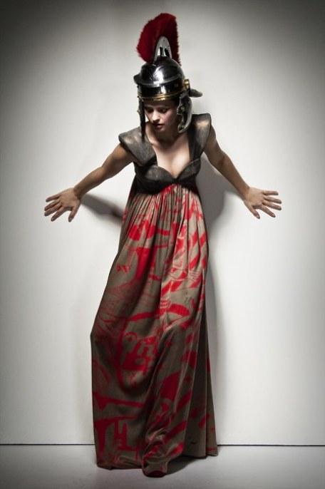 gunseli turkay warrior princess spartan