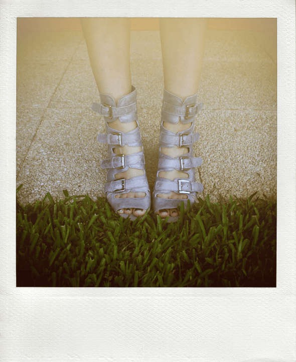 diapo chaussures