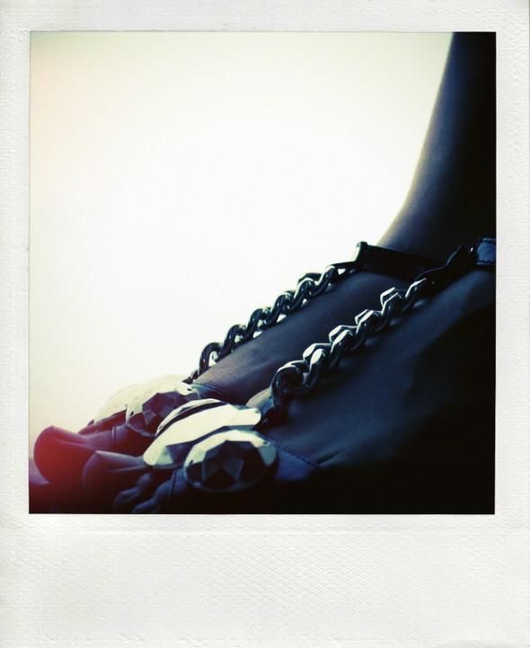 kurt geiger kg sandals sandales chain flats shoes chaussures