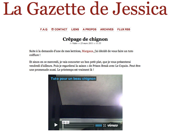 gazette