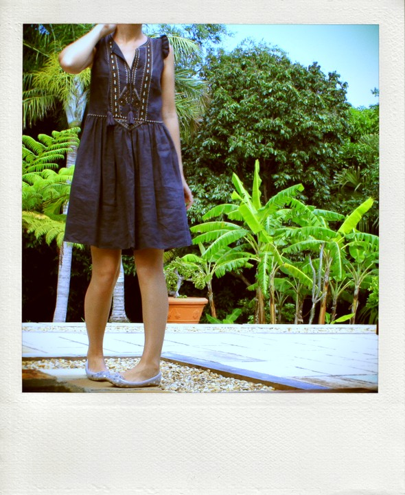 dinley robe comptoir des cotonniers