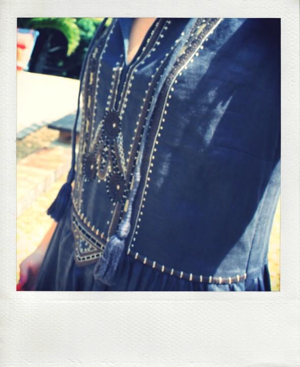 robe comptoir des cotonniers taupe