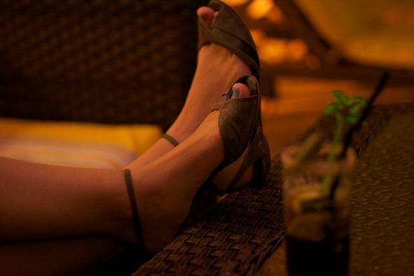 samedi soir prairies de paris sandals sandales gris grey nu pieds summer shoes été printemps chaussures
